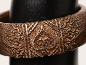 Ace Ring_Henna in Stainless Steel: 7 / 54