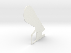LPA NN-14 Grip Left in White Natural Versatile Plastic