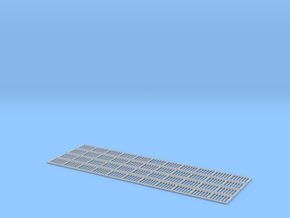 HOvm21 - HO Modular viaduct 1 in Smooth Fine Detail Plastic