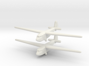 Antonov A-7 in White Strong & Flexible