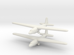 Aeronautica Lombarda AL-12P (1/285) in White Natural Versatile Plastic