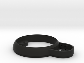 Riser in Black Natural Versatile Plastic