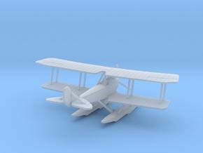 Rumpler 6B1 in Smooth Fine Detail Plastic: 1:144