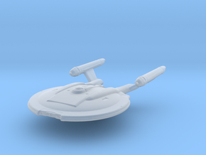 NX Class Refit 1/7000 in Smooth Fine Detail Plastic
