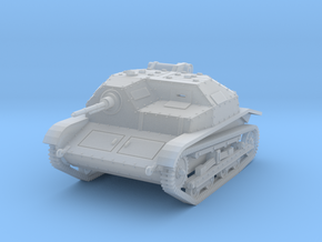 PV138B Polish TKS Tankette (1/100) in Smooth Fine Detail Plastic