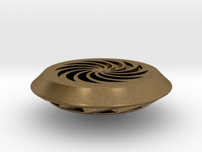 GalacTops // SCULPTOR in Natural Bronze