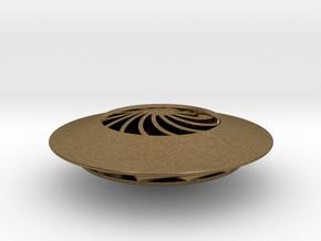 GalacTops // ANDROMEDA (Metal) in Natural Bronze