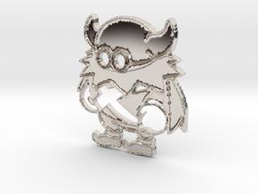 Lord Crump in Platinum