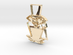 Count Bleck in 14K Yellow Gold