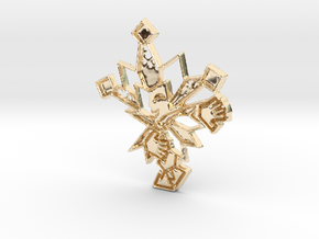 Dimentio in 14K Yellow Gold