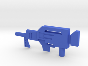 Final Blaster Mirage in Blue Processed Versatile Plastic