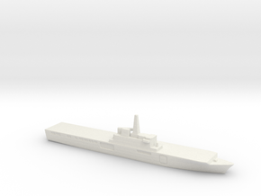 Osumi-class LST, 1/2400 in White Natural Versatile Plastic