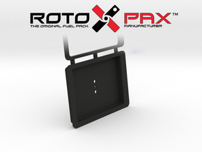 AJ10010 RotopaX window mount (1 only) in Black Natural Versatile Plastic