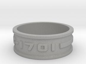 jewelry NCC-1701 ring in Aluminum: 9.5 / 60.25