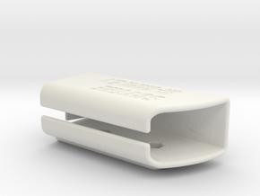 Scythe Hi-Capa 5.1 Magazine Holster in White Natural Versatile Plastic