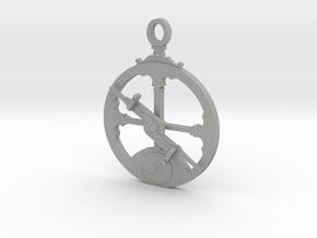 Mariner's Astrolabe  in Aluminum