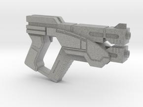 Predator Pistol in Metallic Plastic