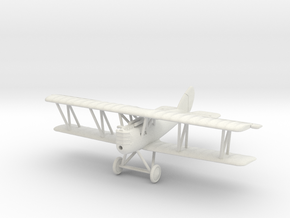 1/144 or 1/100 Pfalz D.XII in White Natural Versatile Plastic: 1:100