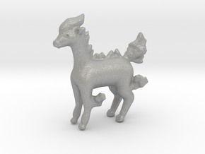 Ponyta in Aluminum