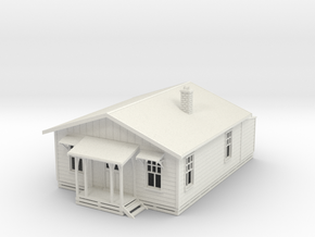 Railway Cottage NZ120 in White Strong & Flexible