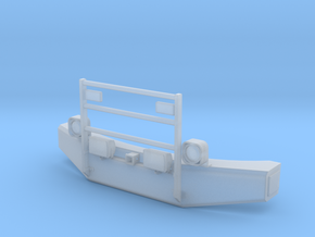 1/24 Massport R-1 Bumper V2 in Frosted Ultra Detail