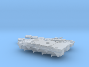 Centauro-H0-Mejorado-proto-00 in Smooth Fine Detail Plastic