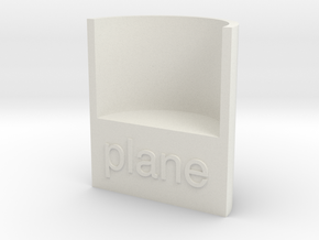 Lasersaur focus:  planar in White Strong & Flexible