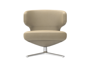 Petit Repos Chair - Antonio Citterio in White Strong & Flexible: 1:24