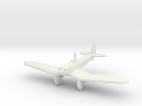Supermarine Type 224 in White Strong & Flexible: 1:200