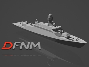 Buyan-M in White Strong & Flexible: 1:700