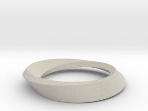 Mobius Large in Natural Sandstone