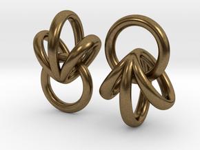 Gilbertsville in Natural Bronze (Interlocking Parts): Medium