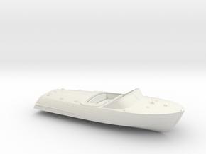 Tritone Riva in White Natural Versatile Plastic