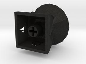 Diamond Keycap in Black Acrylic