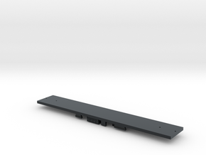 N Scale Floor for R32 Subway Shell in Black Hi-Def Acrylate