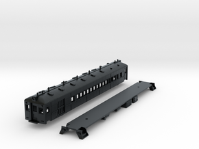N Scale Reading RDG MU Combine Class ECA, ECB in Black Hi-Def Acrylate