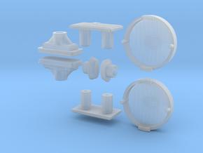 039002-01 Wheeler Lenses in Smooth Fine Detail Plastic
