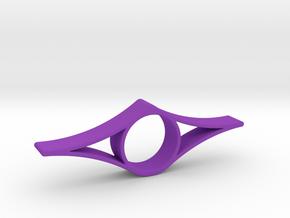 page spreader in Purple Processed Versatile Plastic