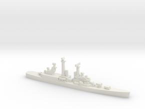 CLG-3 Galveston, 1/1800 in White Natural Versatile Plastic