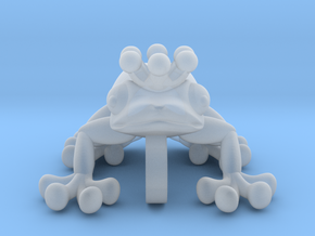 Young FROG in Smooth Fine Detail Plastic