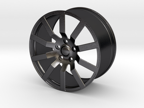 Lotus Evora Lightweight 10-spoke Wheel in Polished and Bronzed Black Steel