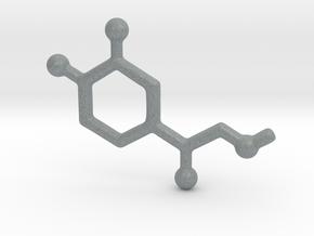 Molecules - Adrenaline in Polished Metallic Plastic