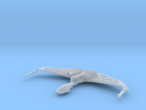 Aggressive Light Cruiser 1/5000 in Smooth Fine Detail Plastic