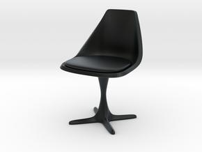 Burke Style 115 1:12 Scale in Black Hi-Def Acrylate