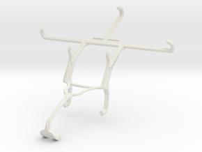 Controller mount for Xbox 360 & Meizu m1 metal in White Natural Versatile Plastic