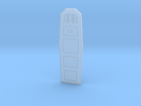 YT1300 DEAGO CABIN DOOR STOCK in Smooth Fine Detail Plastic