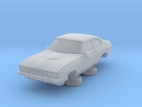 1-76 Ford Capri Mk3 280 Brooklyn in Smooth Fine Detail Plastic