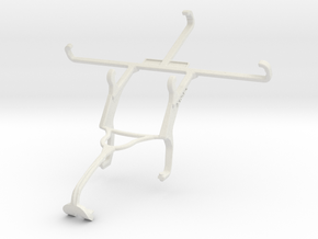 Controller mount for Xbox 360 & verykool s5001 Lot in White Natural Versatile Plastic