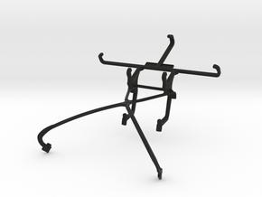 NVIDIA SHIELD 2014 controller & verykool SL4502 Fu in Black Natural Versatile Plastic
