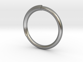 Stacker1-C55 in Natural Silver